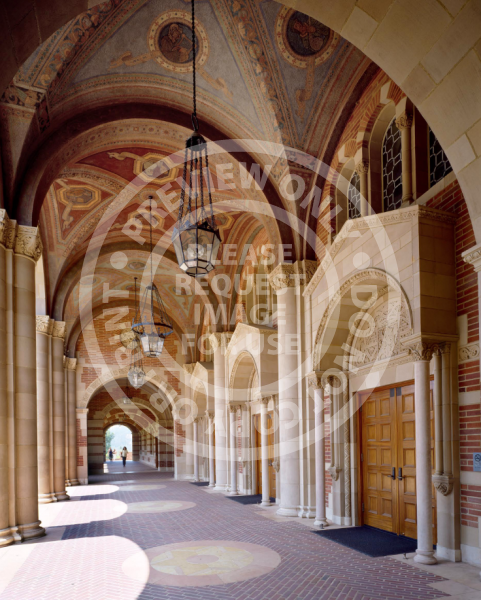 Royce Hall Corridor