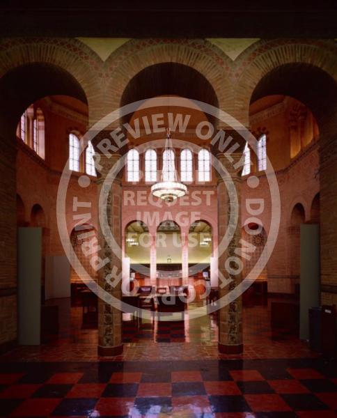 Powell Library Rotunda