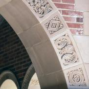 Arch Detail - Royce Hall Corridor