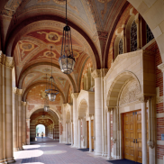 Royce Hall Corridor