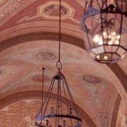 Royce Hall Corridor Lanterns