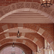 Arch Detail - Royce Hall