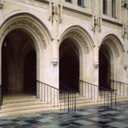 Kerckhoff Hall Arches