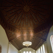 Powell Library Ceiling