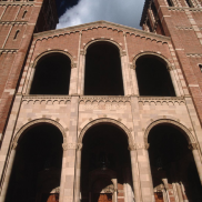 Front of Royce Hall