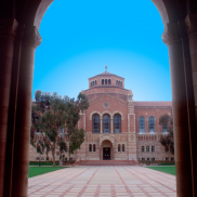 Powell Library from Royce