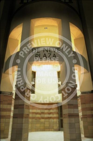 De Neve Plaza - Front View