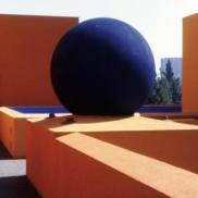 Tom Bradley Hall Sculpture