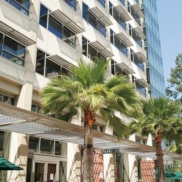 Rieber Terrace - Exterior View
