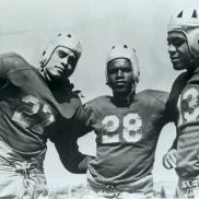UCLA Football (1939) - Woody Strode, Jackie Robinson, & Kenny Washington