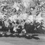 UCLA Cheerleaders (c. 1930s)