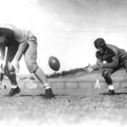 UCLA Football (1935) - Duke Trotter & Charles Cheshire