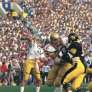 UCLA vs. Iowa at the Rose Bowl (1986)