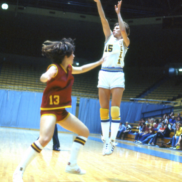 UCLA Women's Basketball (1975-1978) - Ann Meyers