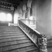 Powell Library Staircase (1929)