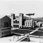 Royce Hall & The Quad (1930)