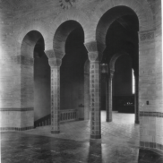 Powell Library Arches (c. 1930s)