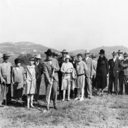 UCLA Ground Breaking (1927)