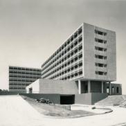 Hedrick Hall Exterior (1964)