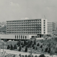 Rieber Hall Construction (1963)