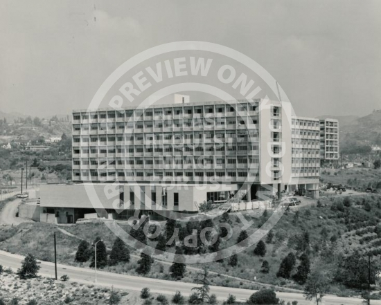Rieber Hall Construction (1963)