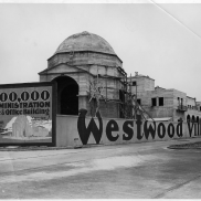 Westwood Village Under Construction (c. 1930s)