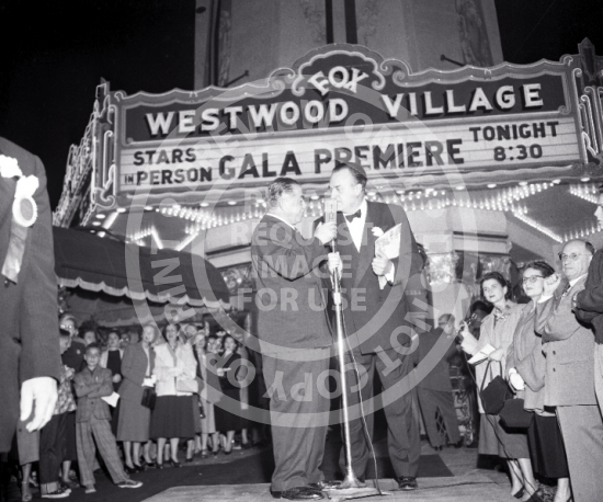 Premiere At Fox Theater (1951)